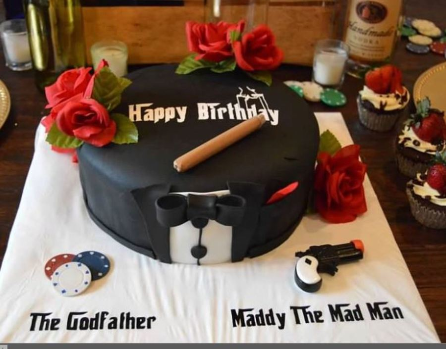 Godfather Cakecentral Com
