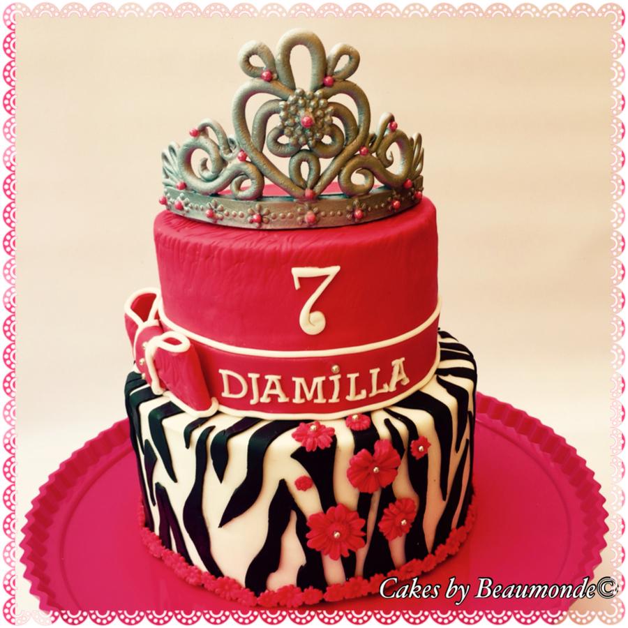 Little Princess Cake Images : Little Princess Cake - CakeCentral.com