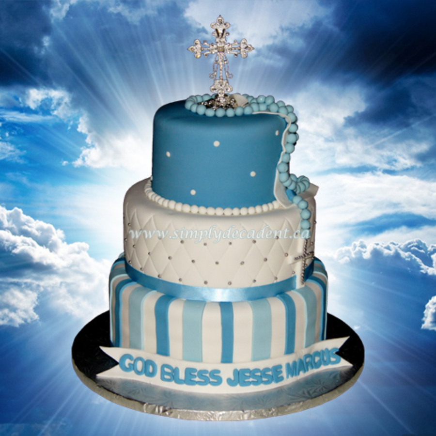 Tiered Celebration Cakes