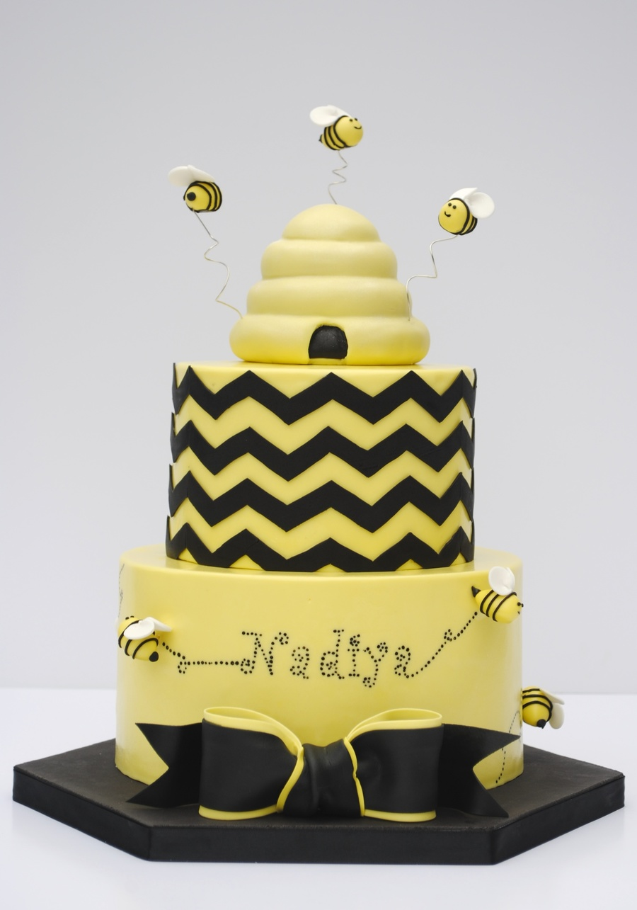 Bumble Bee Cake On Central