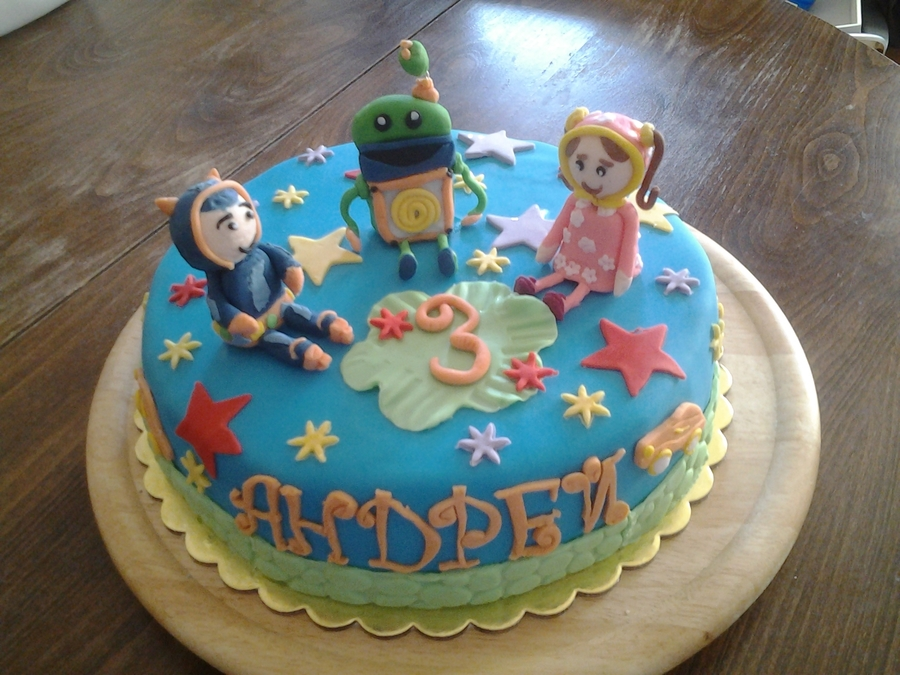 Birthday Cake For Boy 3 Years Old ~ Happy bd cake for years old boy cakecentral