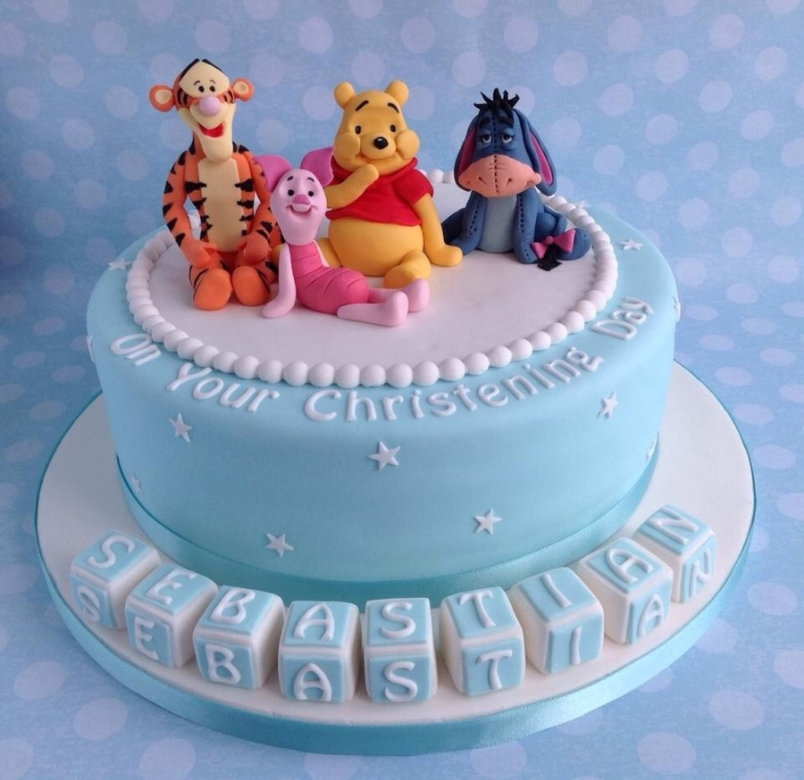 Www Winnie The Pooh Cakes