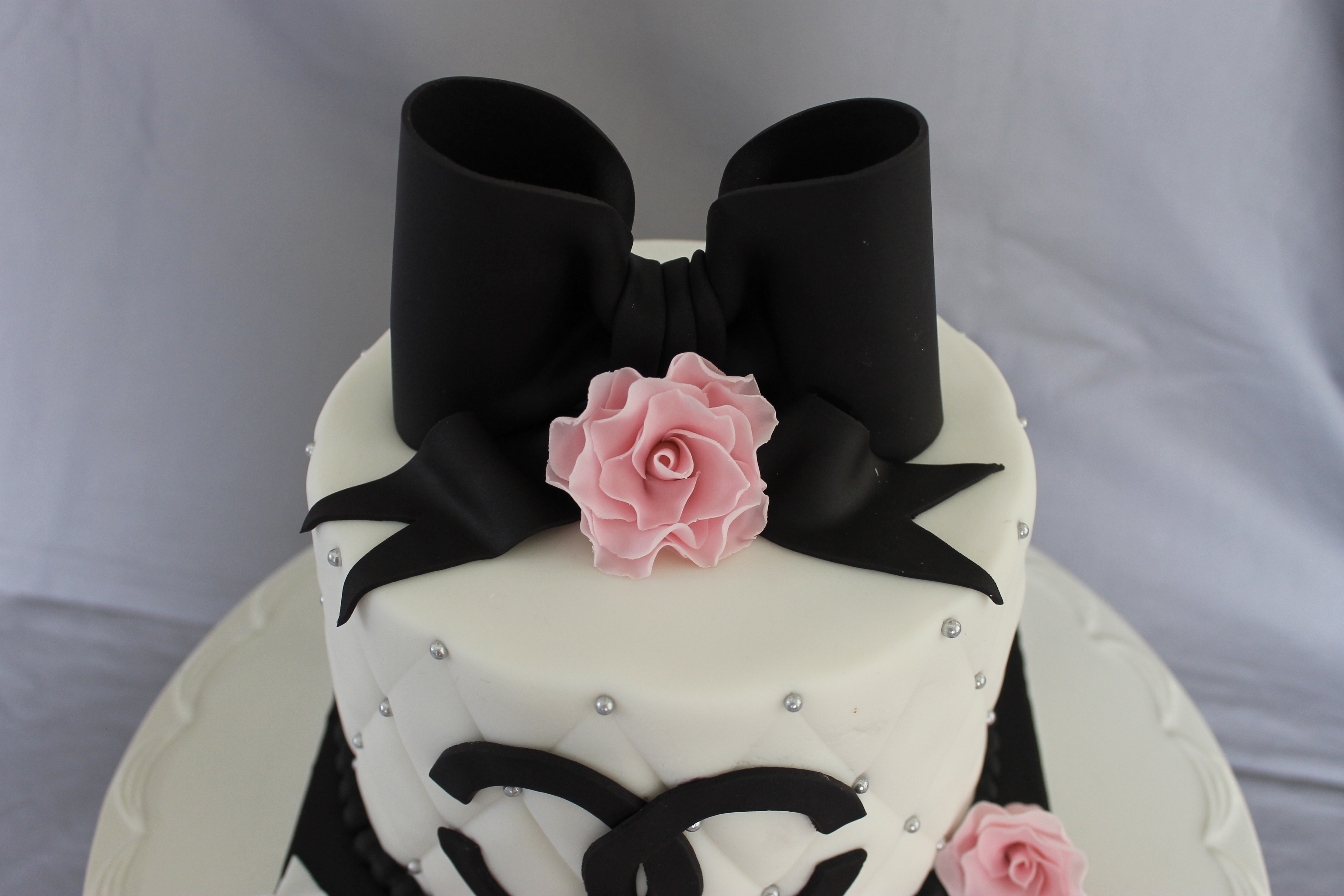 Images Of Chanel Birthday Cakes