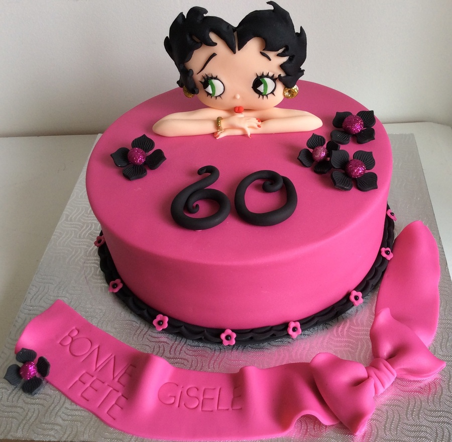 Images Betty Boop Cakes