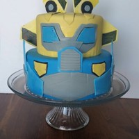 Transformers My friend's little guy has been talking about his Bumblebee birthday cake since his last birthday and he was even more excited when he...