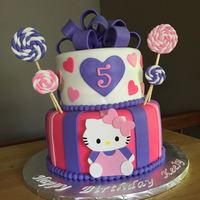 Hello Kitty Hello Kitty Candy Cake