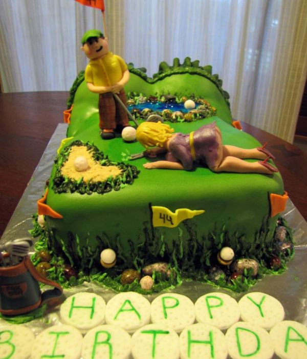 Top Golf Cakes CakeCentralcom