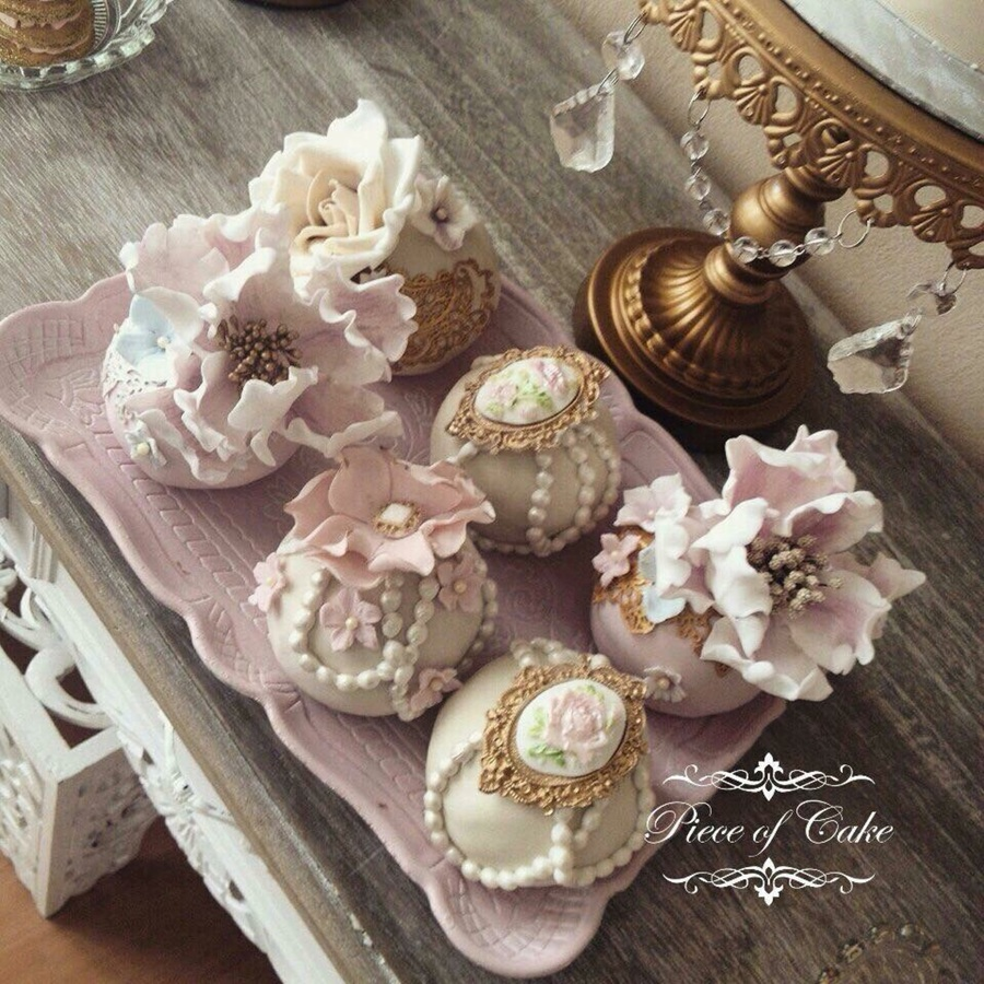 Vintage Sphere Cakes Cakecentral Com
