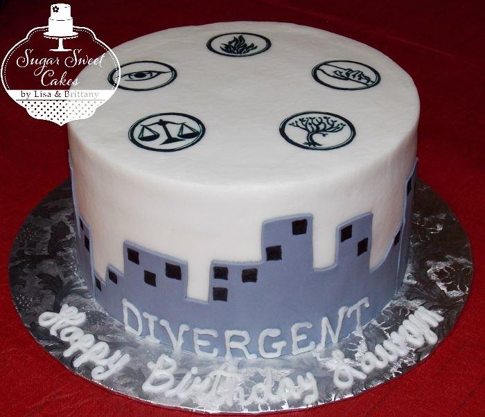 Divergent On Cake Central