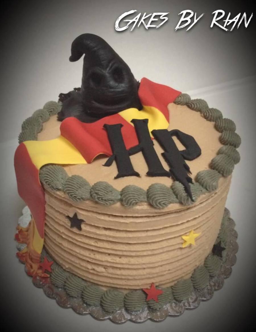Harry Potter Birthday Cake Images