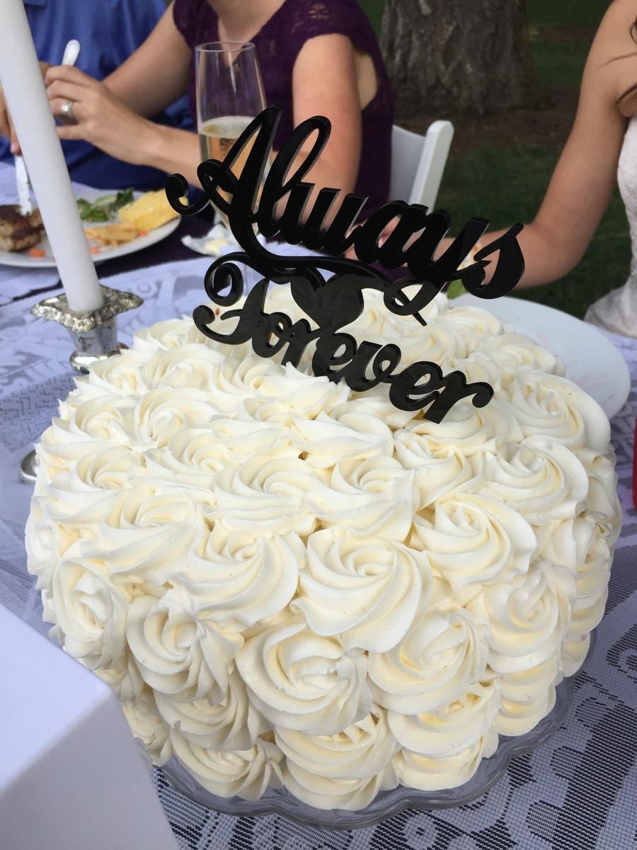 July 25, 2015 Wedding - CakeCentral.com