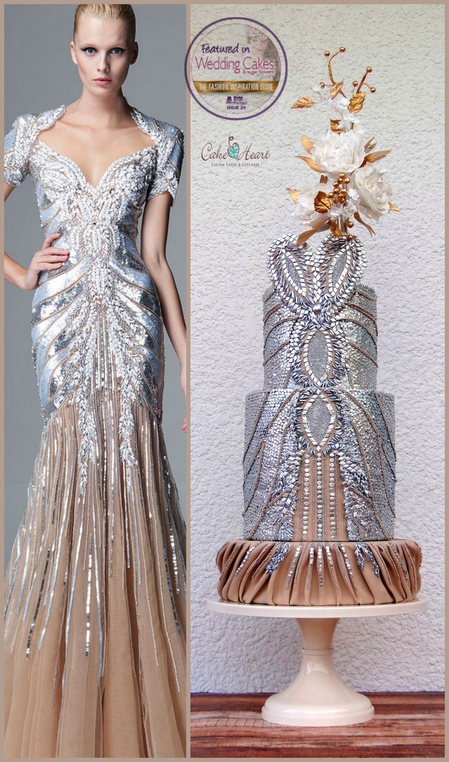 Zuhair Murad Fashion Collaboration Cakecentral Com