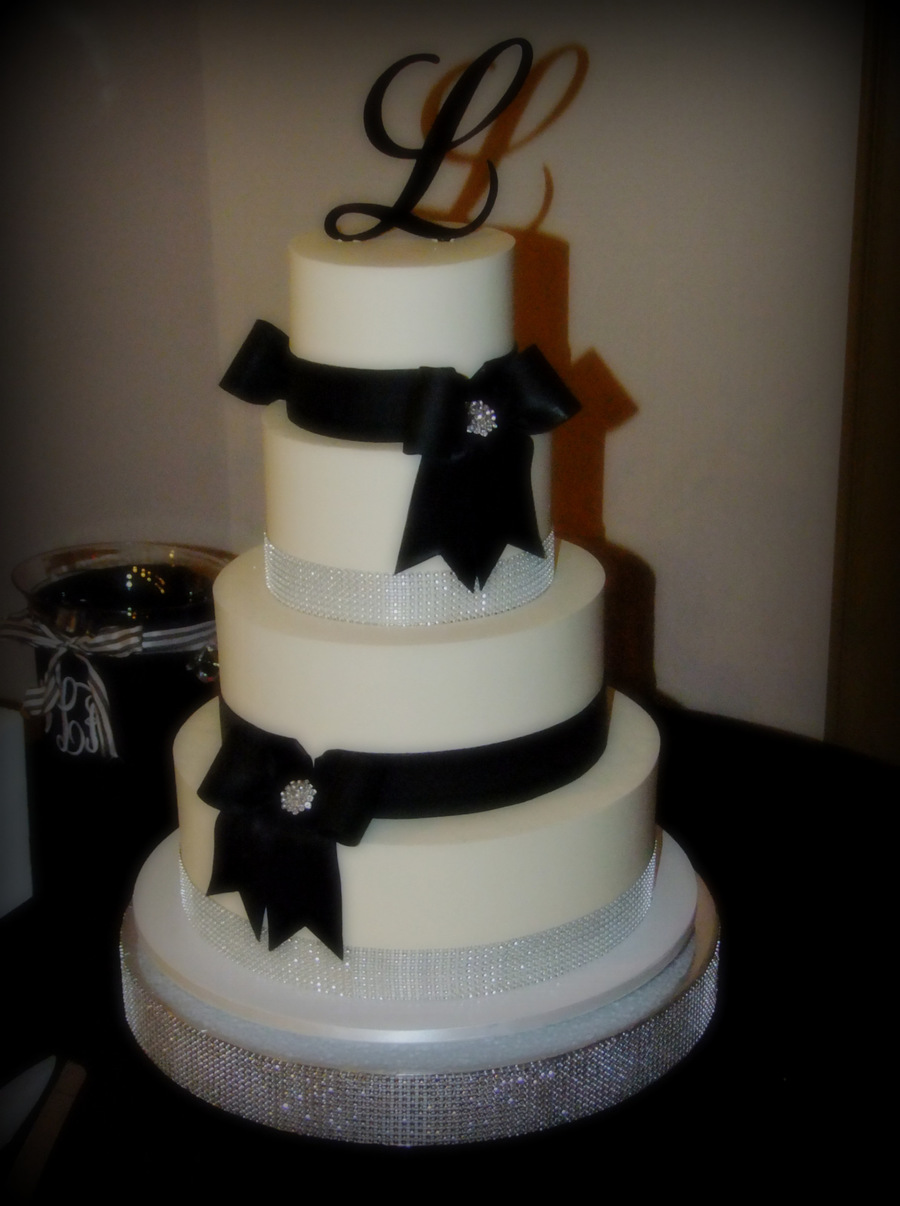 Black Tie Affair on Cake Central