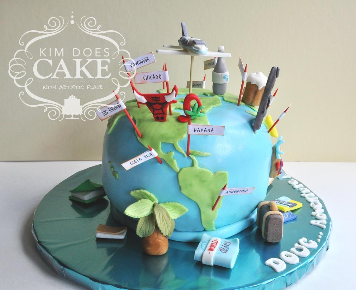 Disney World Birthday Cake Ideas