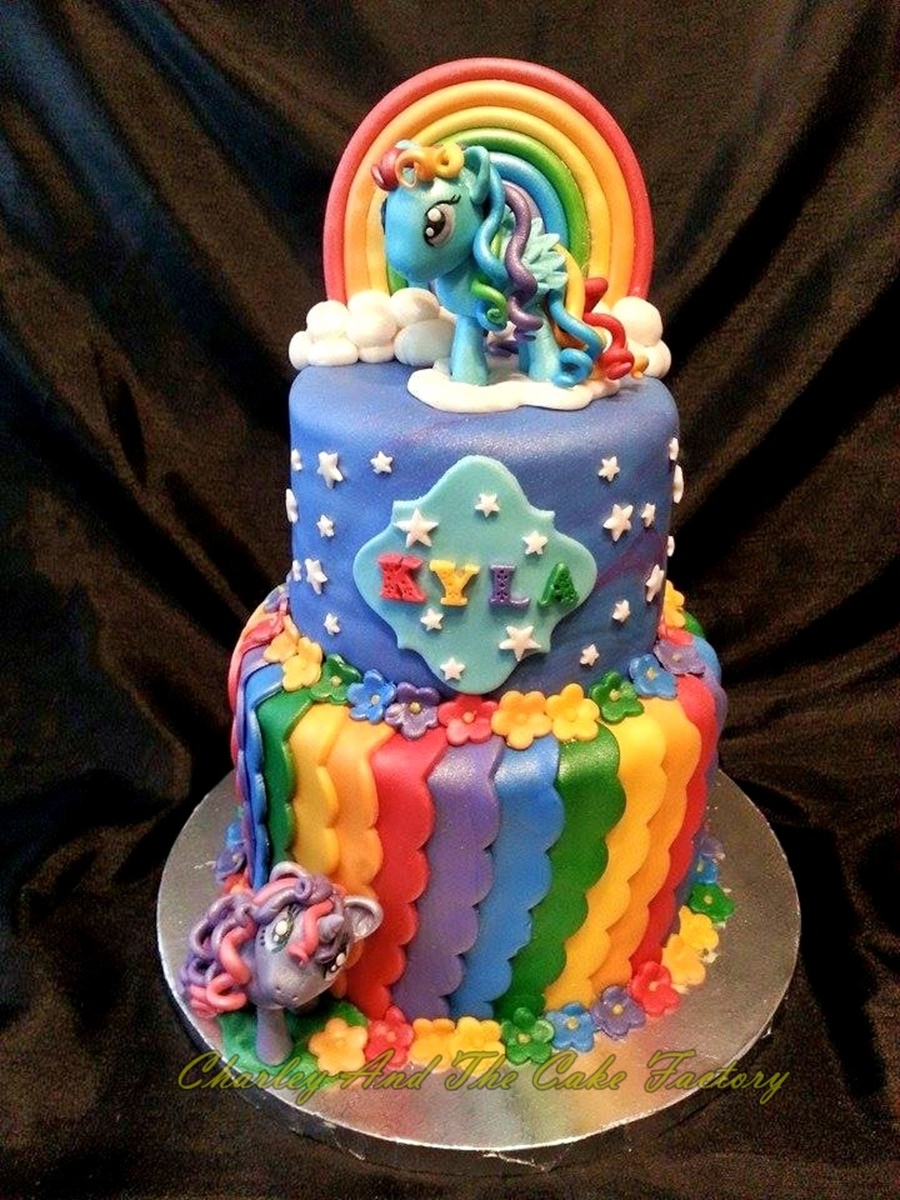 My Little Pony Cake on Cake Central