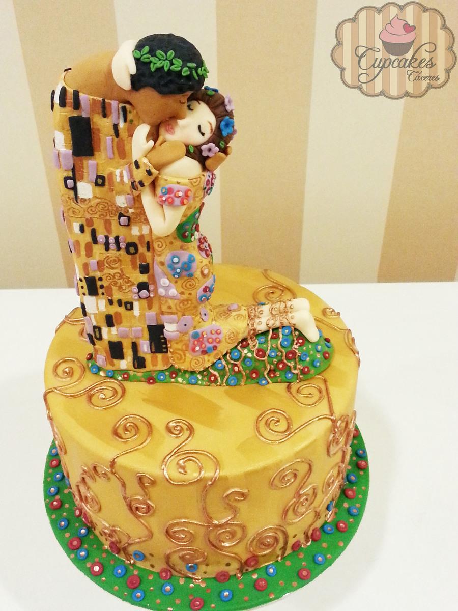 Klimt Cake Cakecentral Com