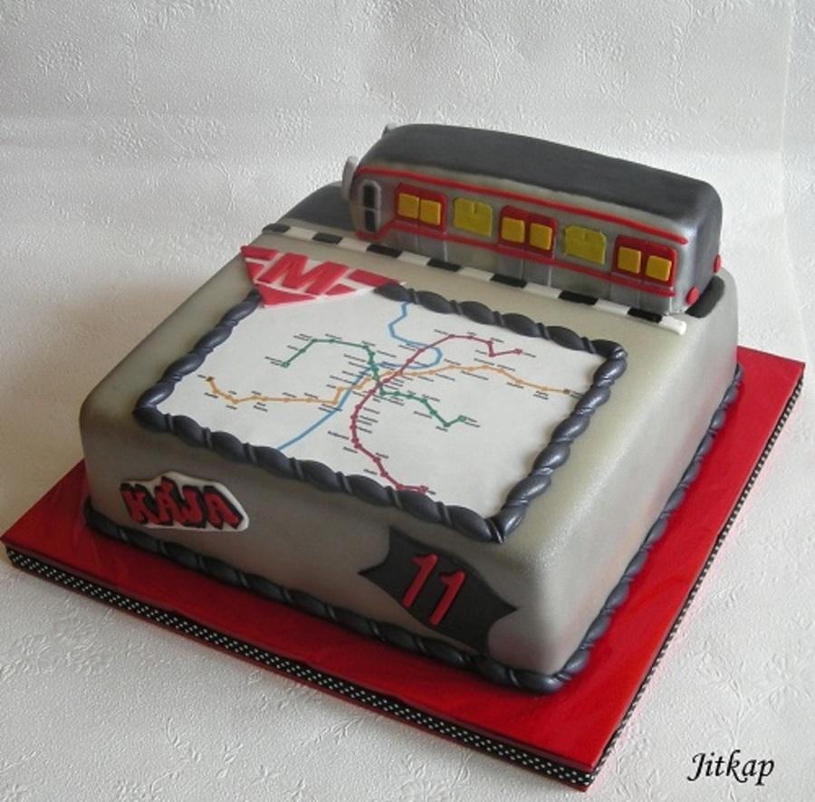 Prask Metro Cakecentral