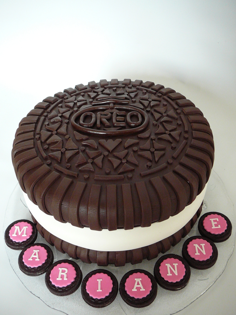 oreo cookie wedding cake oreo cookie cake cakecentral 18055