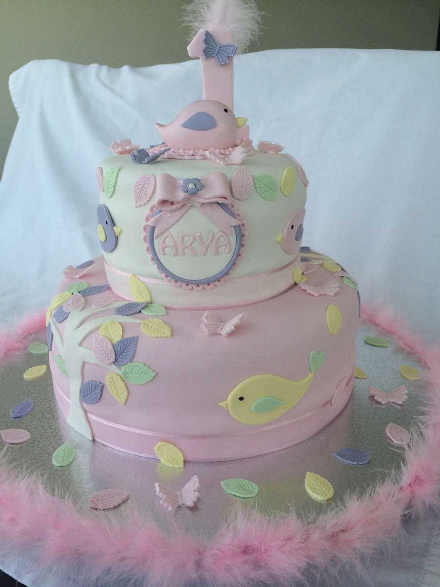 Cute Bird Cake Cakecentral