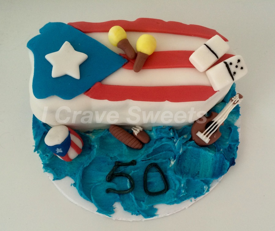 Puerto Rican Birthday Cake Recipe