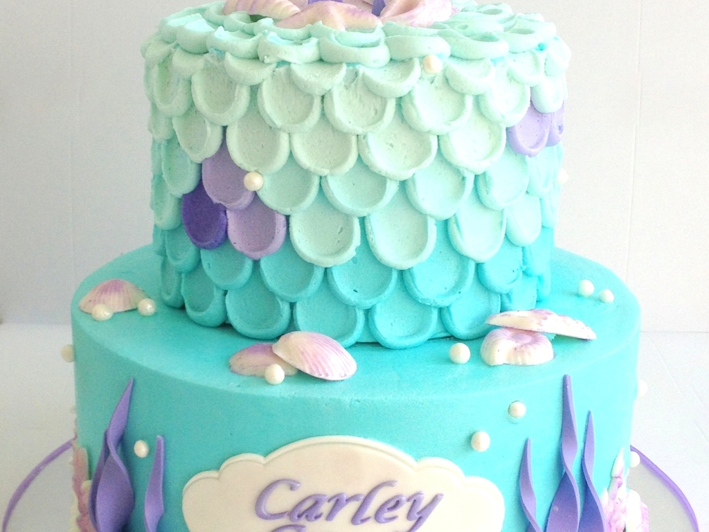 What Is A Pre Decorated Cake