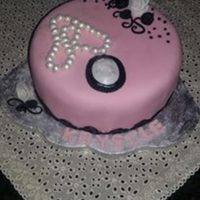 Birthday Cake   Cameo and Pearls
