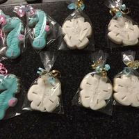 Under The Sea Cookies   Birthday Favors