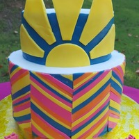 You Are My Sunshine Cake This weekend yet another friend had a 1st birthday party for her little girl. This was a You Are My Sunshine themed pool party and we all...