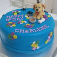 Birthday Cake   Cake For Dog Lover