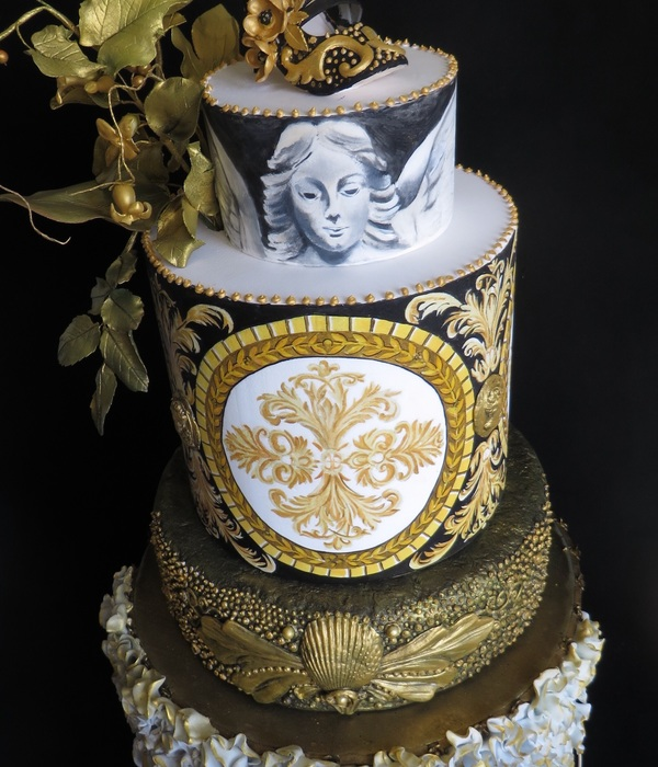 Zuhair Morad Fashion Cake