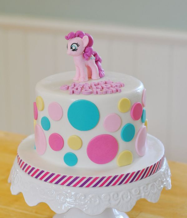 Top My Little Pony Cakes
