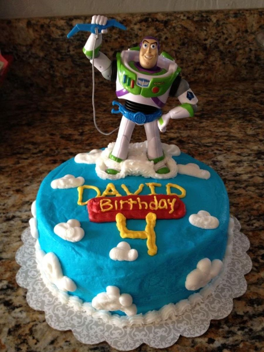 Toy Story Themed Cake on Cake Central