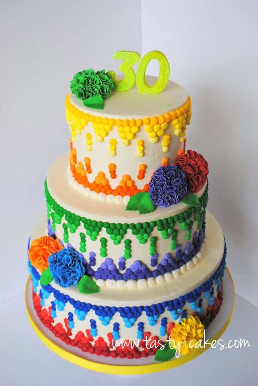 Wicked Mexican Birthday Cake CakeCentralcom