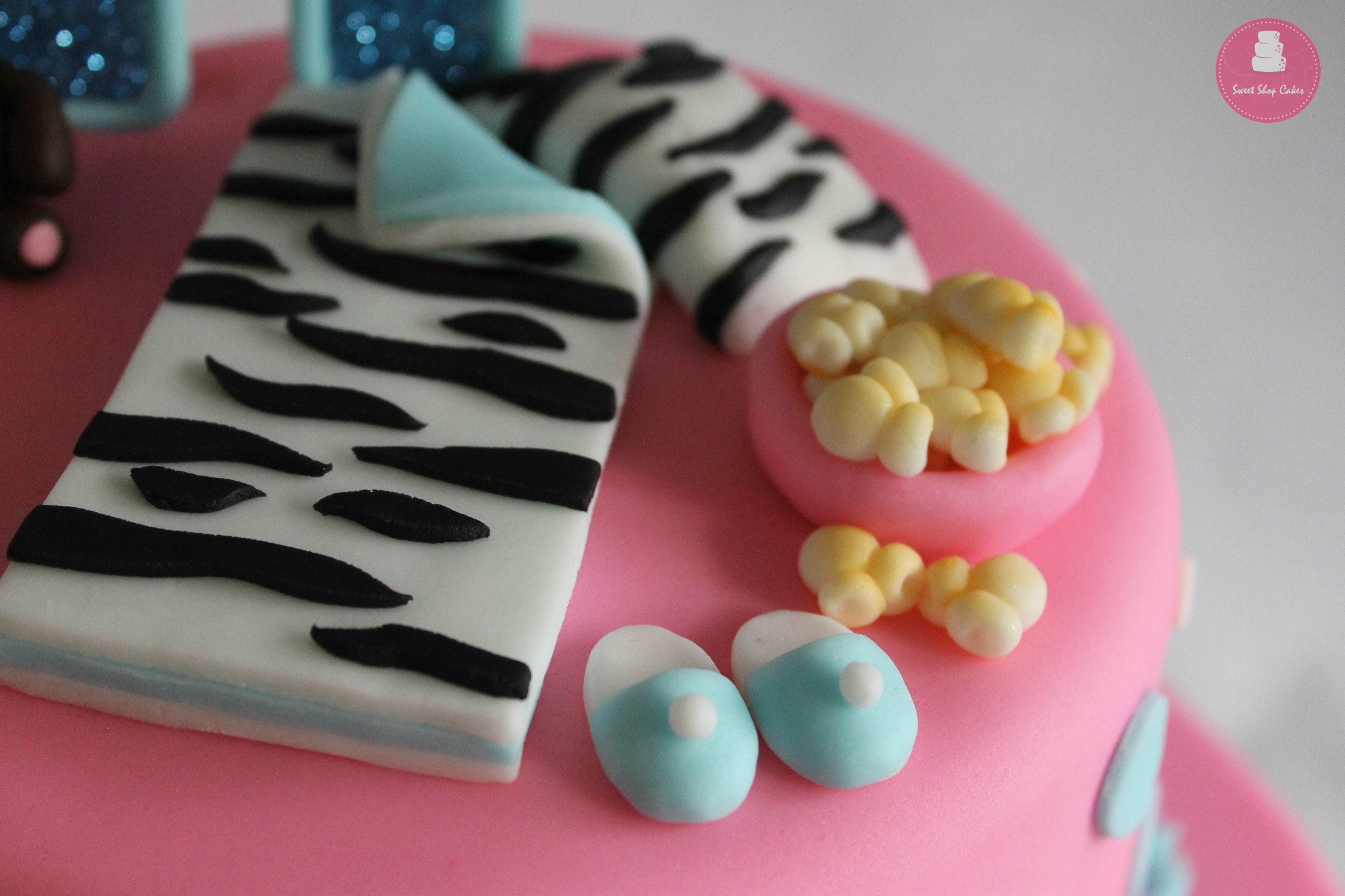 Slumber Party Birthday Cake Cakecentral