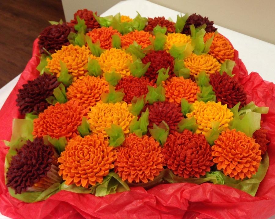 Flower Flavored Cake