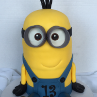 Kevin From The Minions All edible Kevin from the Minions
