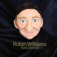 Robin Williams Robin williams face with fondant