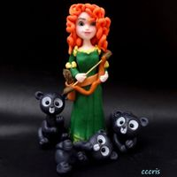 Merida Merida and bears