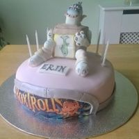 A Boxtrolls Cake Needed a bit of research for this one !