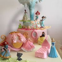 My Princess Cake For My Princess This cake was soo much hard work but my princess was so happy! Thanks for all the encouragment from here that helped me, also tnx to my...