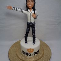 King Of Pop Michael Jackson