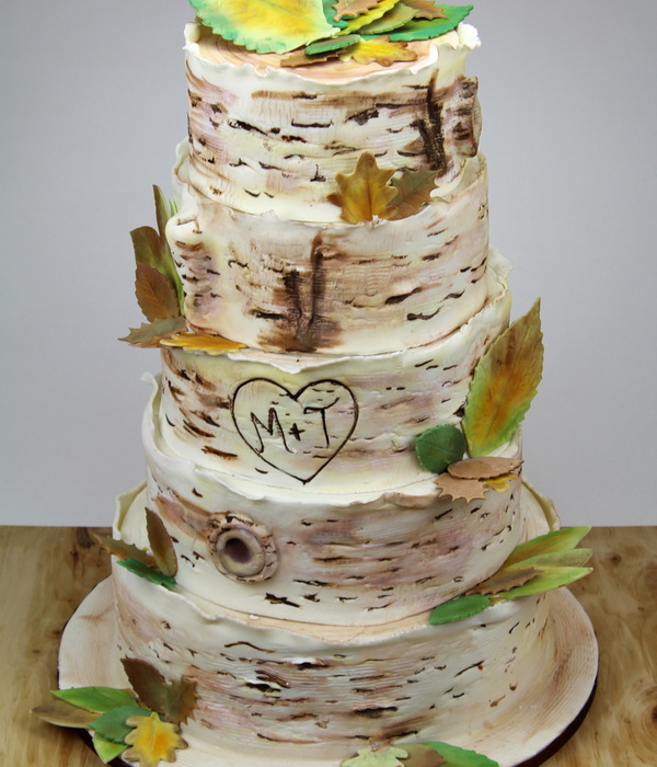 Top Birch Tree Cakes