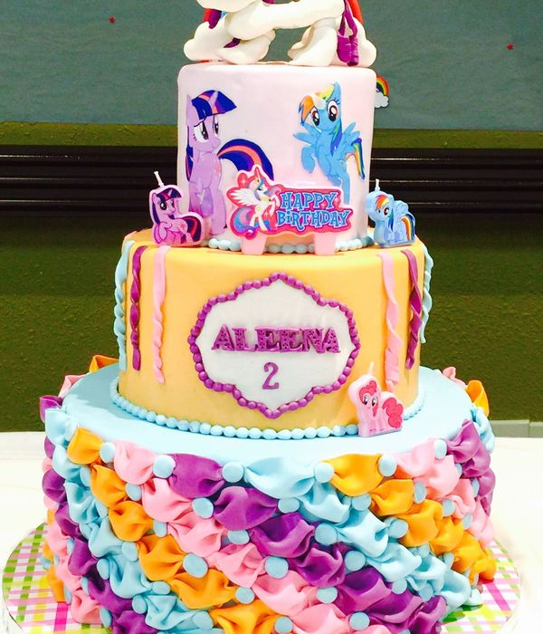 Top My Little Pony Cakes - CakeCentral.com