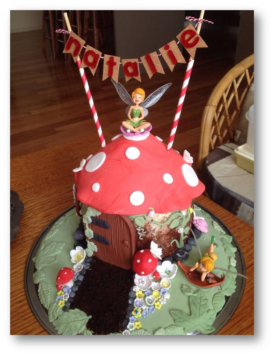 Fairyhouse on Cake Central