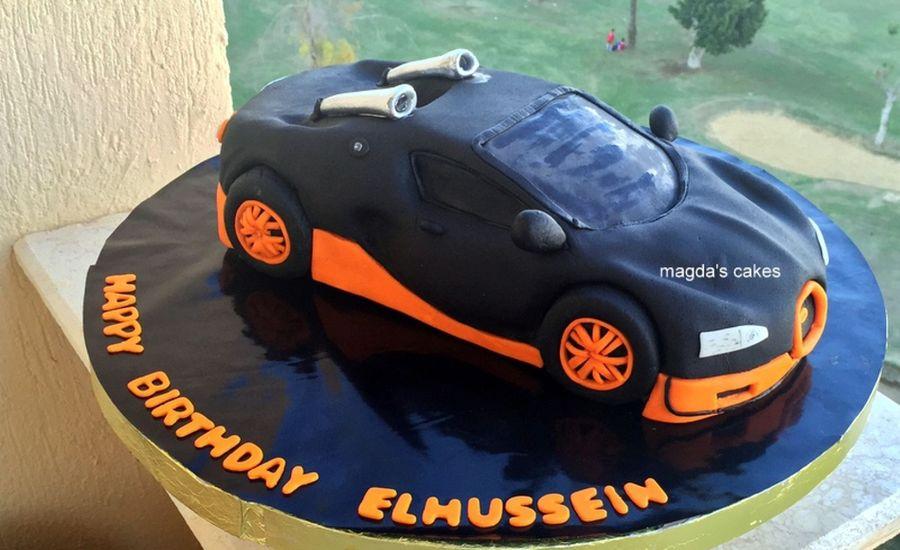 Bugatti Car Cake Cakecentral Com