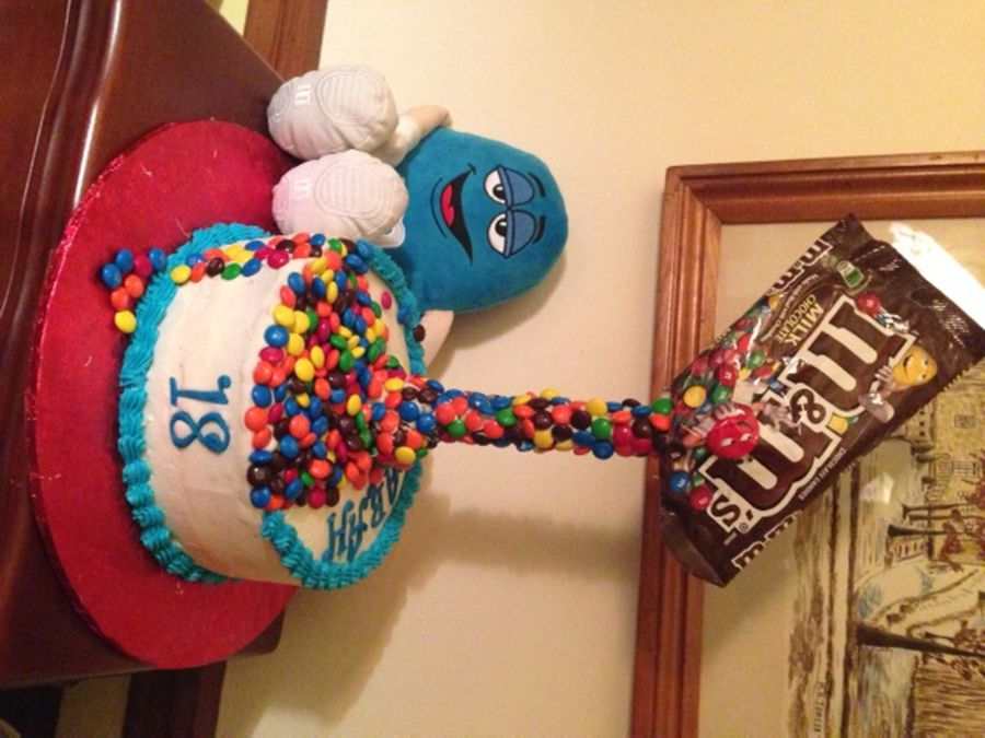 M&m Cake on Cake Central