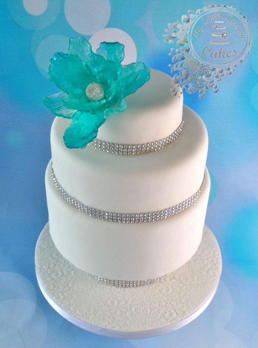 beautiful but simple wedding cakes simple and beautiful wedding cake cakecentral 11207