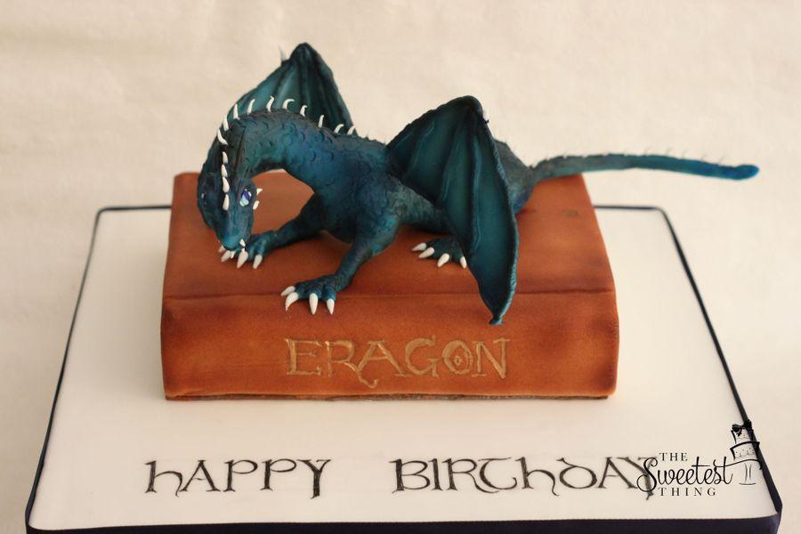 Eragon Saphira Cake Cakecentral Com