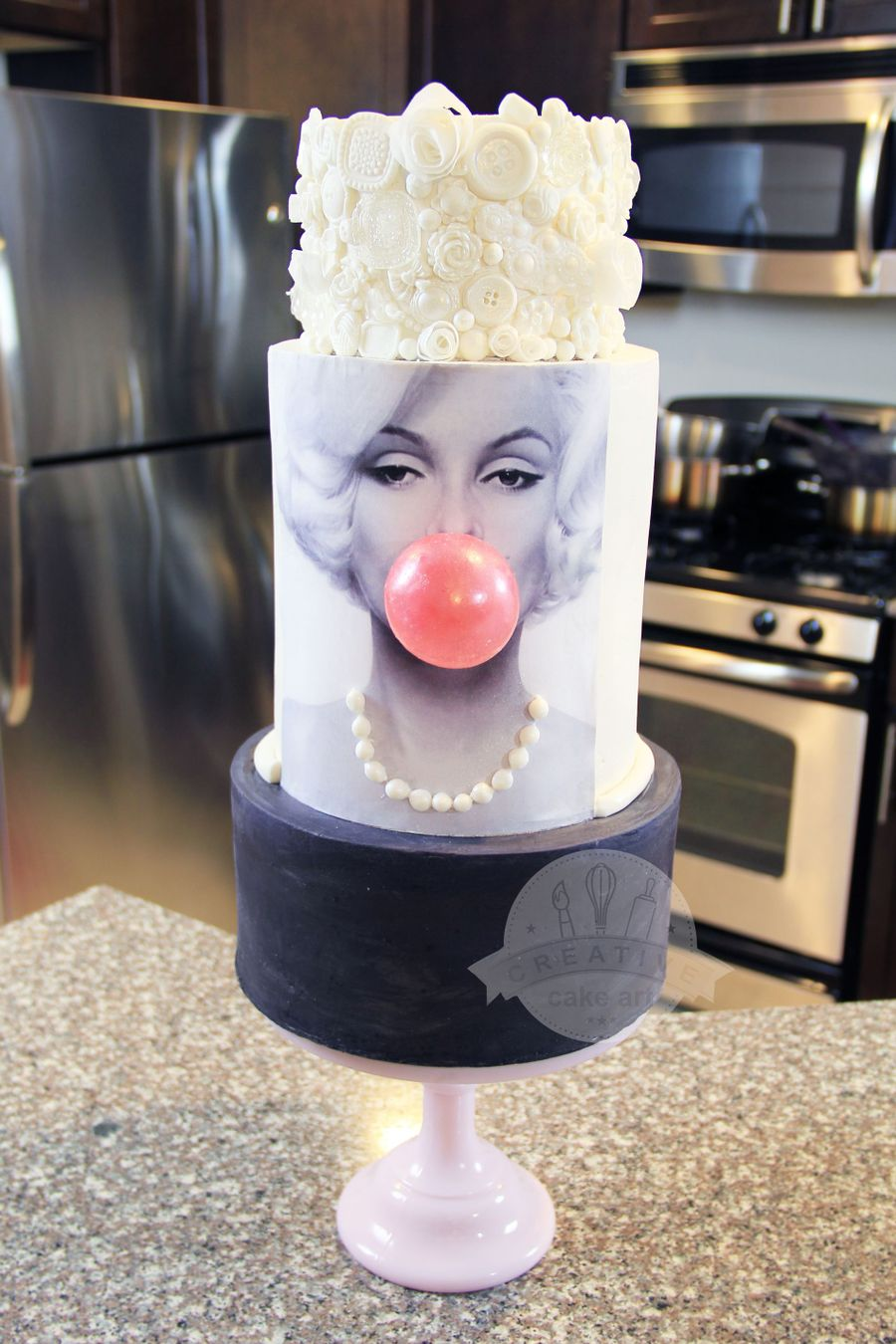 Marilyn Monroe Cake Cakecentral Com