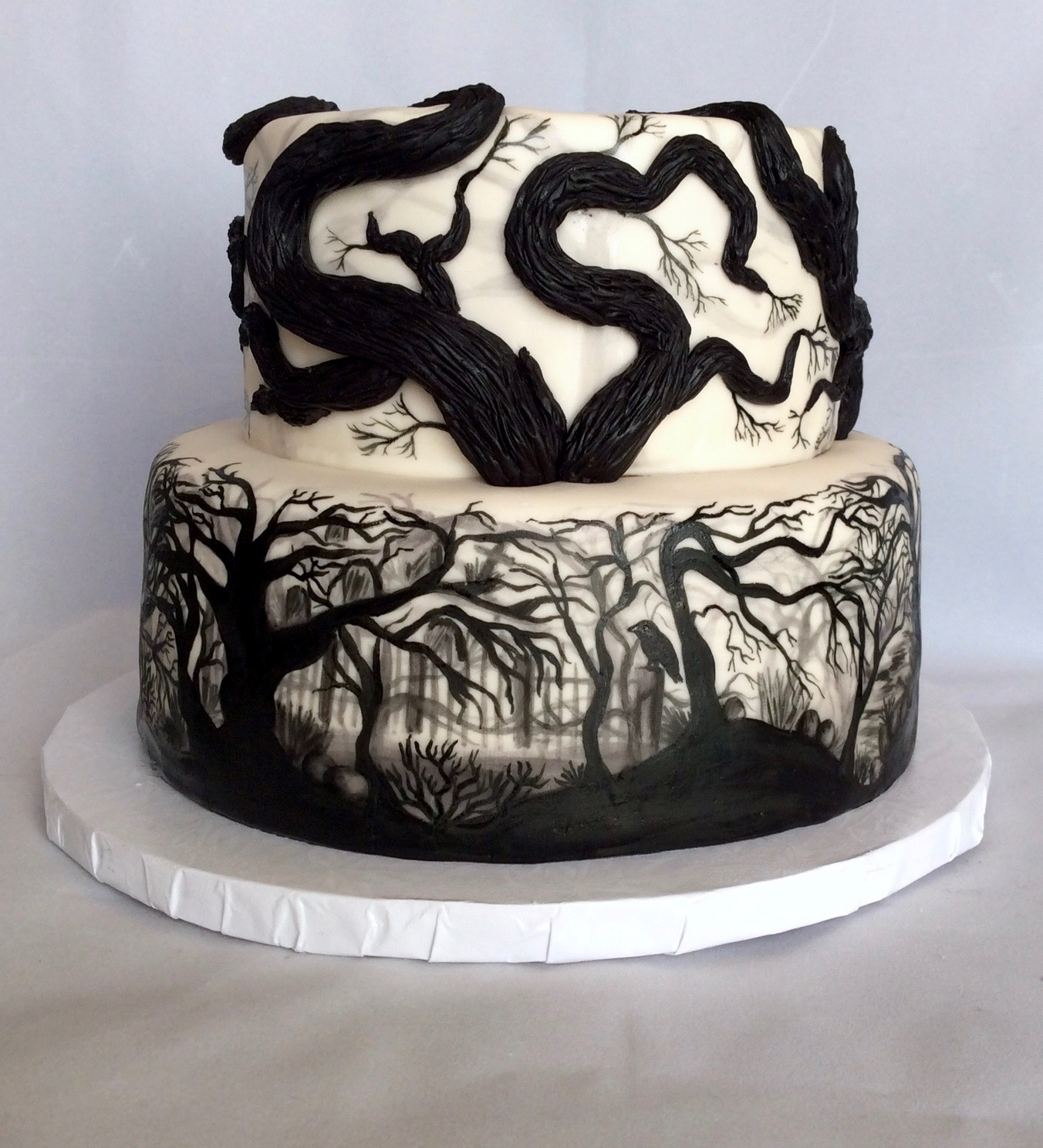 Cake Similar Artists : Happy Halloween 2015 - CakeCentral.com